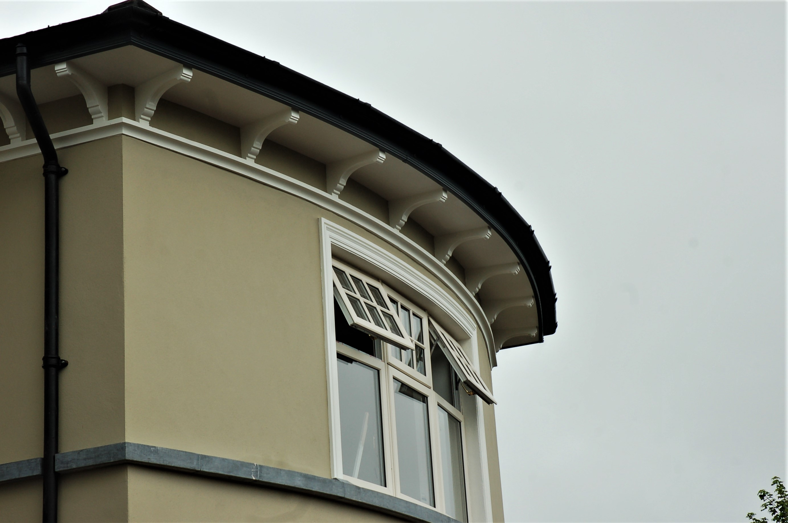 Exteriors Capital Plaster Mouldings